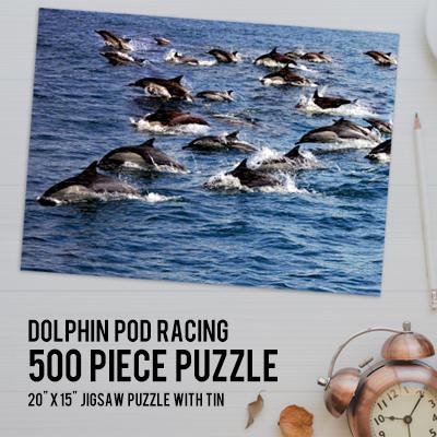 Customize a 500 Piece Puzzle