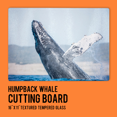 Customize a Large Tempered Glass Cutting Board